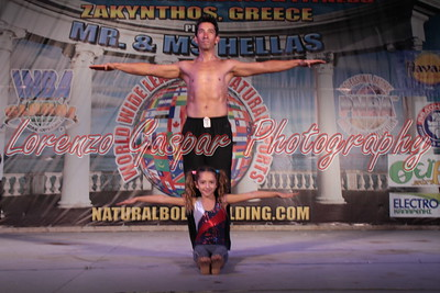 Father-Daughter Routine Finals