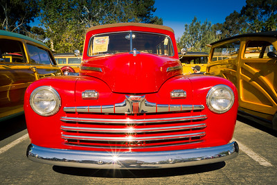 Dana Point Woodie Car Show - 4/29/2017