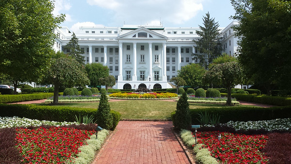 The Greenbrier - White Sulphur Springs, WV - 12 July '14