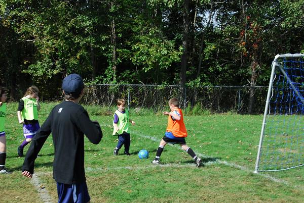 Soccer League 09-30-06