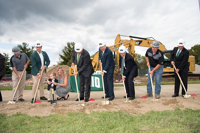 Sook Center Groundbreaking-9/15/2017