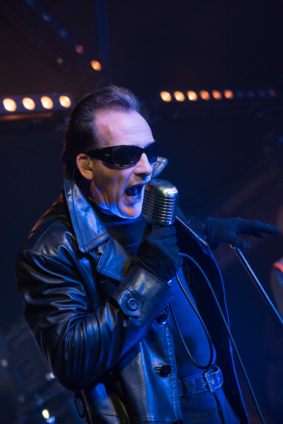 The Damned + Support (03.08.16)