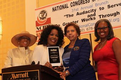 National Congress of Black Women, Inc. - 31st Annual Brunch