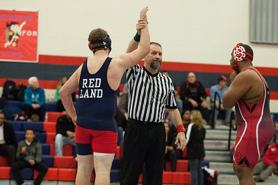Susquehanna Twp vs Red Land Wrestling