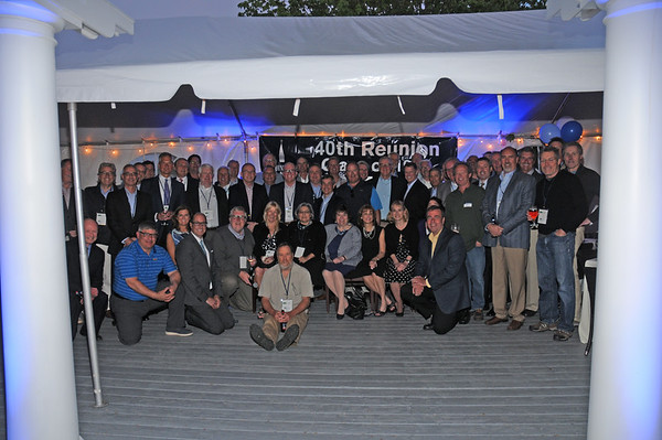 Alumni 40th Reunion!