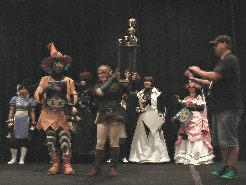 Best in Show to Twilight Princess group