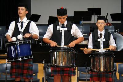 2011 Auckland Grammar School Music Groups