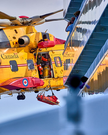 Royal Canadian Air Force Search and Rescue