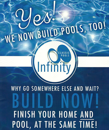 Pools by Infinity