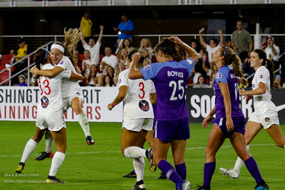 Washington Spirit v Orlando Pride (24 August 2019)