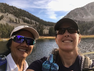 2018-10-24  Short hike to Grass Lake (not acclimatized)