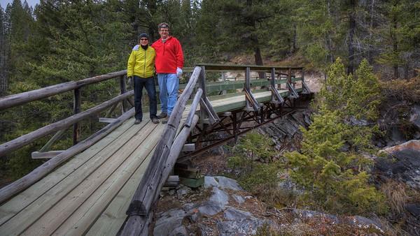 Natural Bridge - Kootenay Park