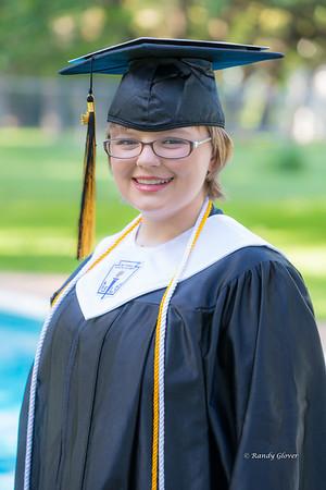 Casey's HS Graduation