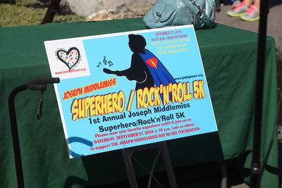 SUPERHERO 5 K