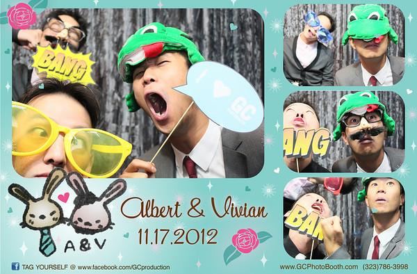 Albert and Vivian's Wedding