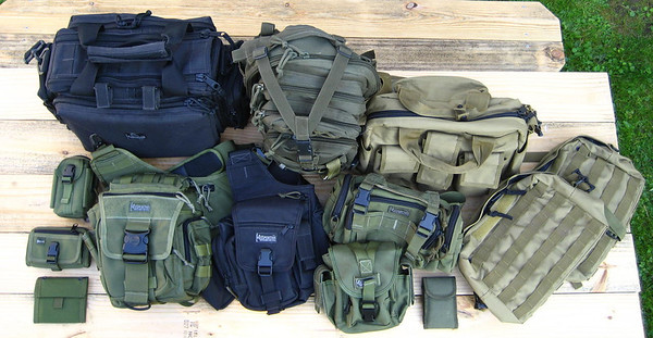 Misc Bag Group Shot