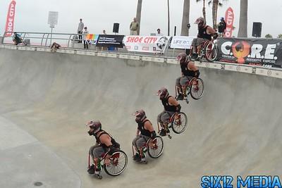 Adaptive Skate Contest