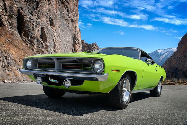 1970 Cuda 340