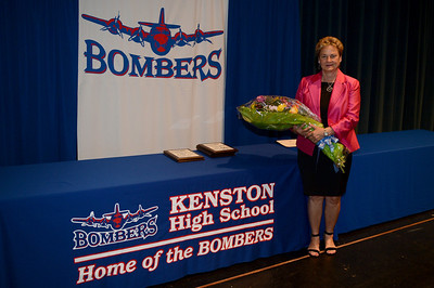 Kenston Spring Athletic Awards Night
