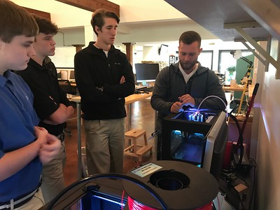 2018 Coding Class Visits theCO