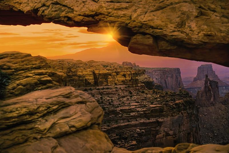 Photo #120 of 365 - Mesa Arch at Sunrise
