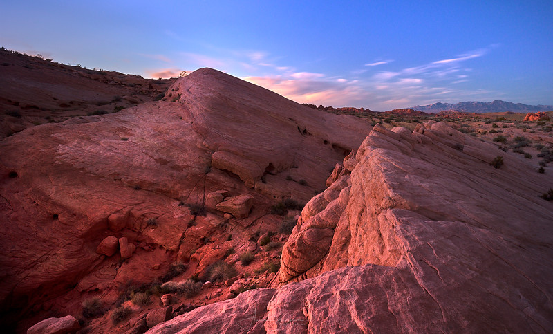 Sunset at Valley Of Fire, Nevada 1.jpg
