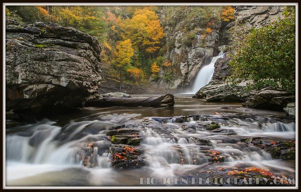 Blue Ridge Parkway& The Wilson Creek Wilderness 10-11-14