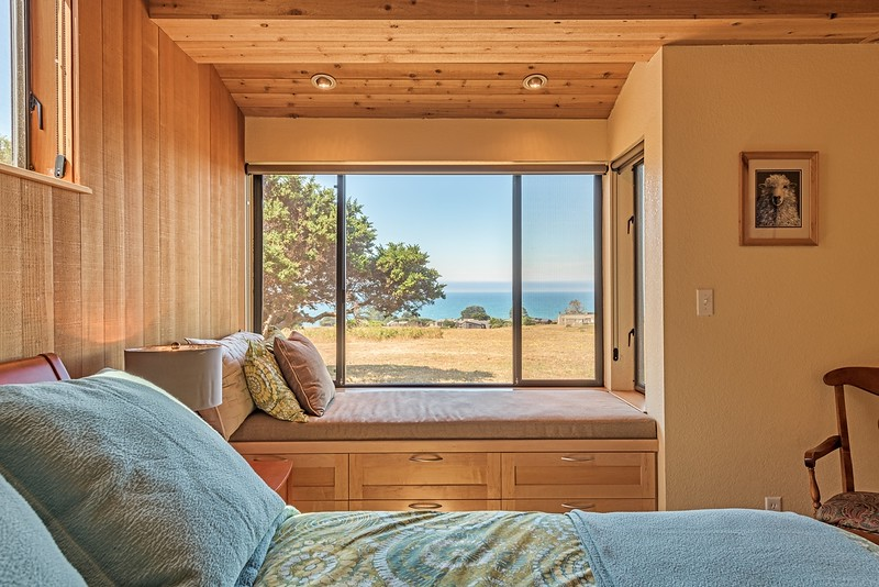 Ocean Views from Bed