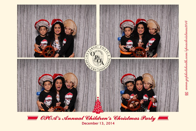 OPOA's Annual Children's Christmas Party