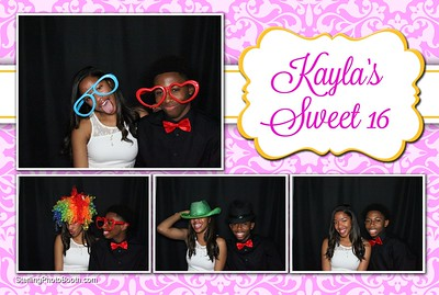 Kayla's Sweet 16
