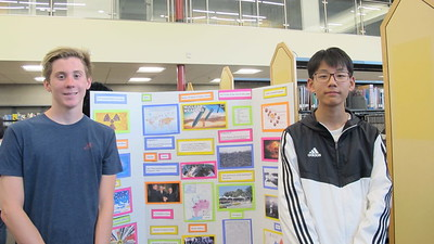 LCHS Students Focus on World Issues