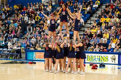 Cheerleaders 2012-13
