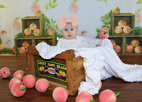 Tinsley | Sweet lil Peach