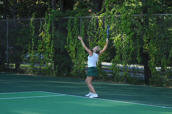 BABSON WOMEN'S TENNIS V WILLIAMS  9.22.2013