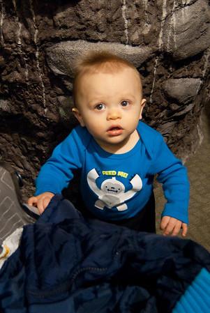 Newport Aquarium - Dec 2012
