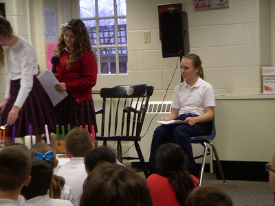 Lower School Holiday Assembly
