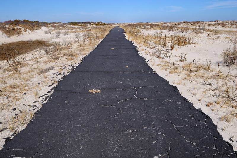 The road was built between 1950 and 1960. I am trying to find out a little about the road construction itself,......