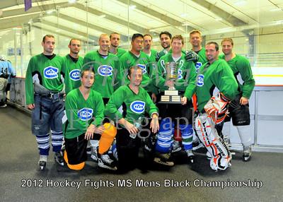 Mens Black Championship