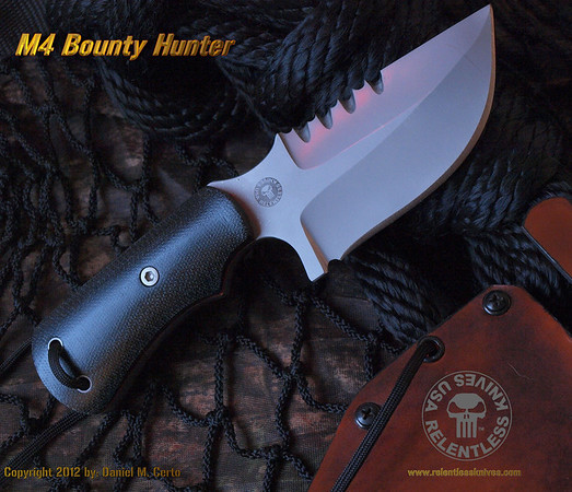 M4 BOUNTY HUNTER