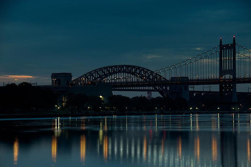 Hell's Gate abd Troboro Bridge