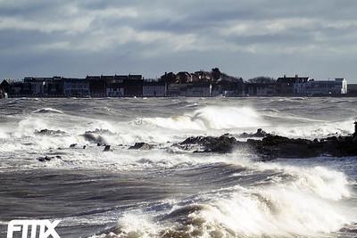 Skerries - Storm Doris 23/02/17