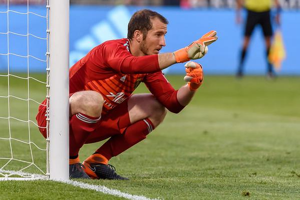 Colorado Rapids vs The Portland Timbers - MLS Soccer - 2018-05-26
