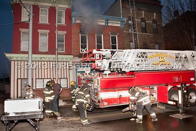 Main St. 2nd Alarm (Derby, CT) 3/22/13