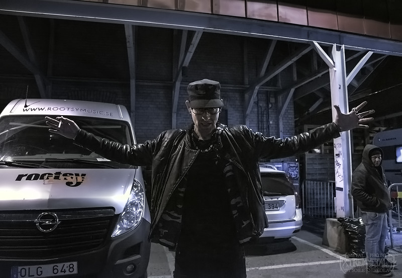 Jason Rouse - STOCKHOLM SLAUGHTER AKT III