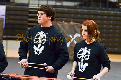 Parsons HS Percussion