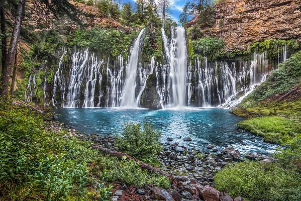 Streams/Waterfalls/Cascades