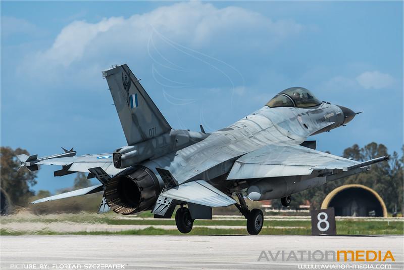 HAF 347 Mira / Lockheed Martin F-16C-50 Fighting Falcon / 071