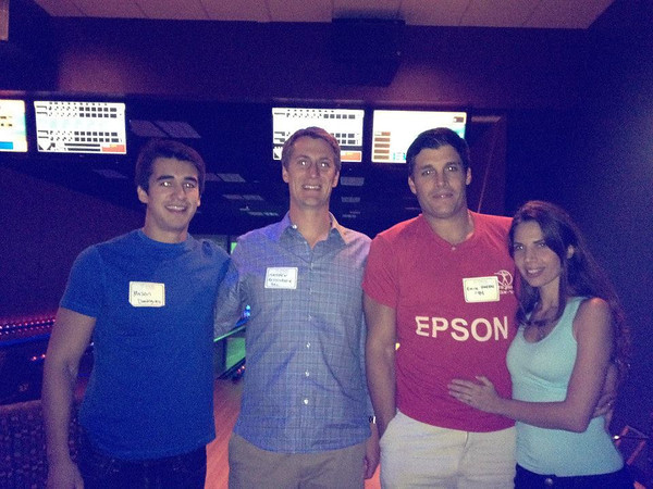 Dallas-Fort Worth Let's Go Emory! Party - 8.13.12