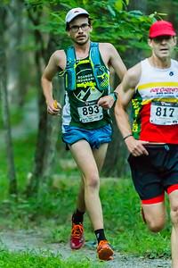 2017 Conquer the Cove 25K/Marathon