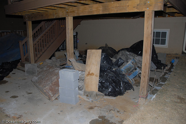 20110120 Arlington, VA - Backyard: The Patio Project